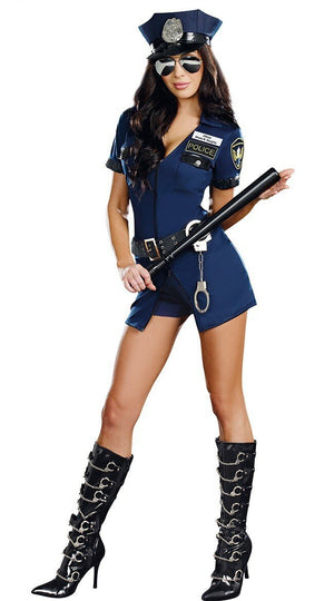 Policewoman Costumes - Halloween USA