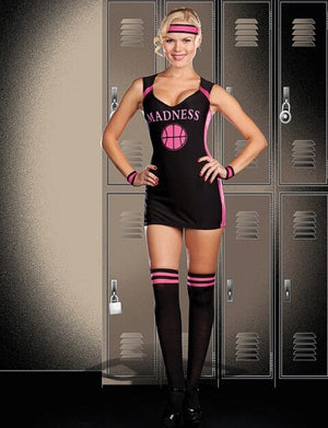 Basketball Player Costume
