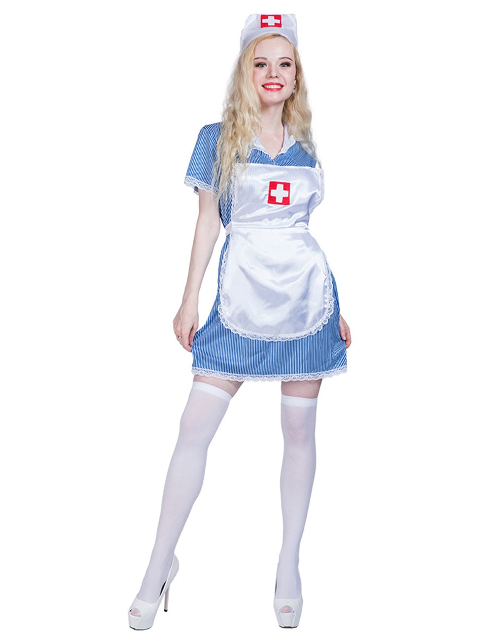 Sexy Nurse Costume - Halloween USA