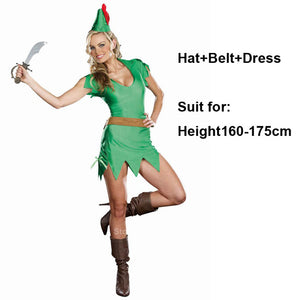 Peter Pan Wizard Costume