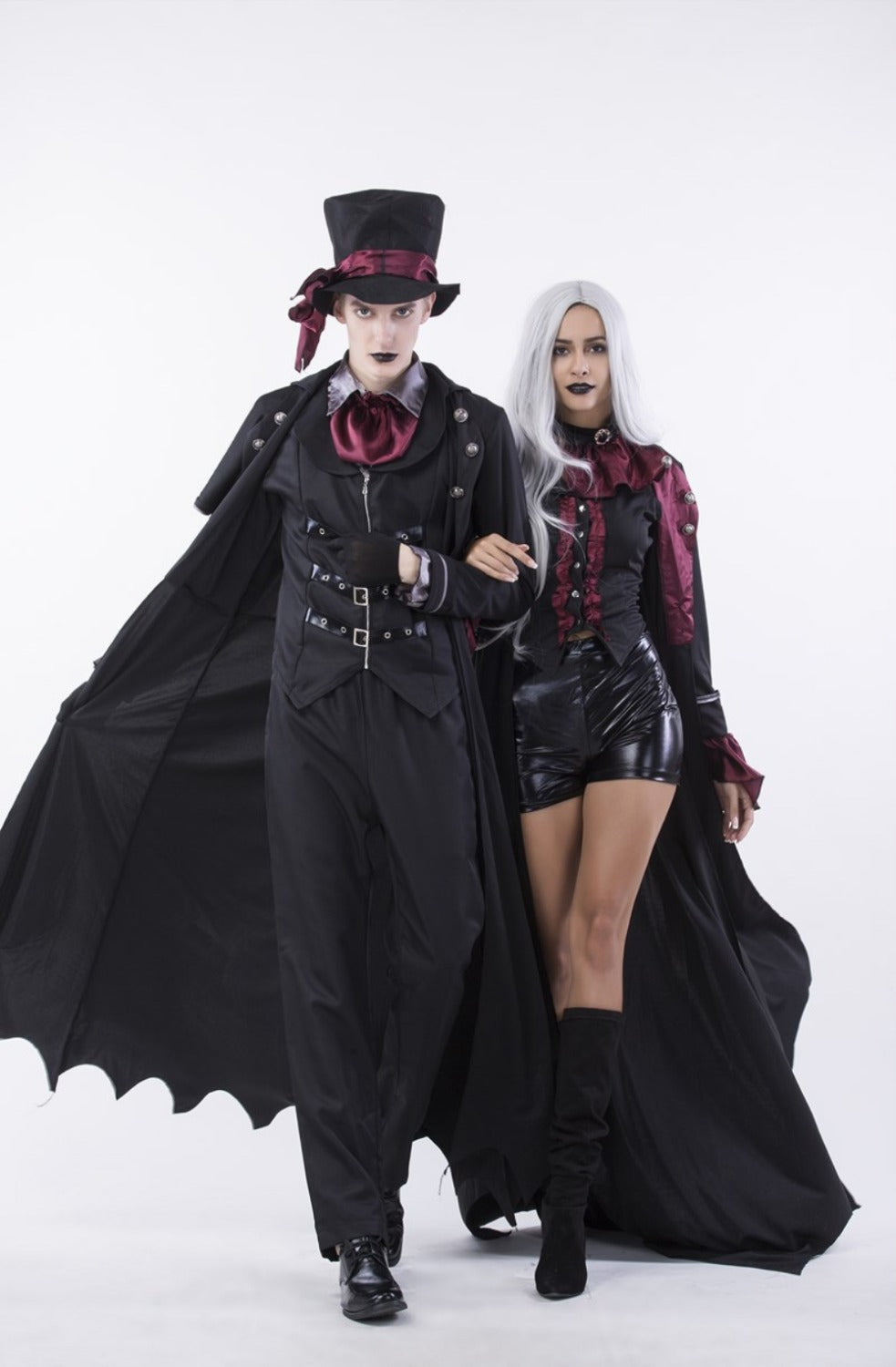 couple vampire costume