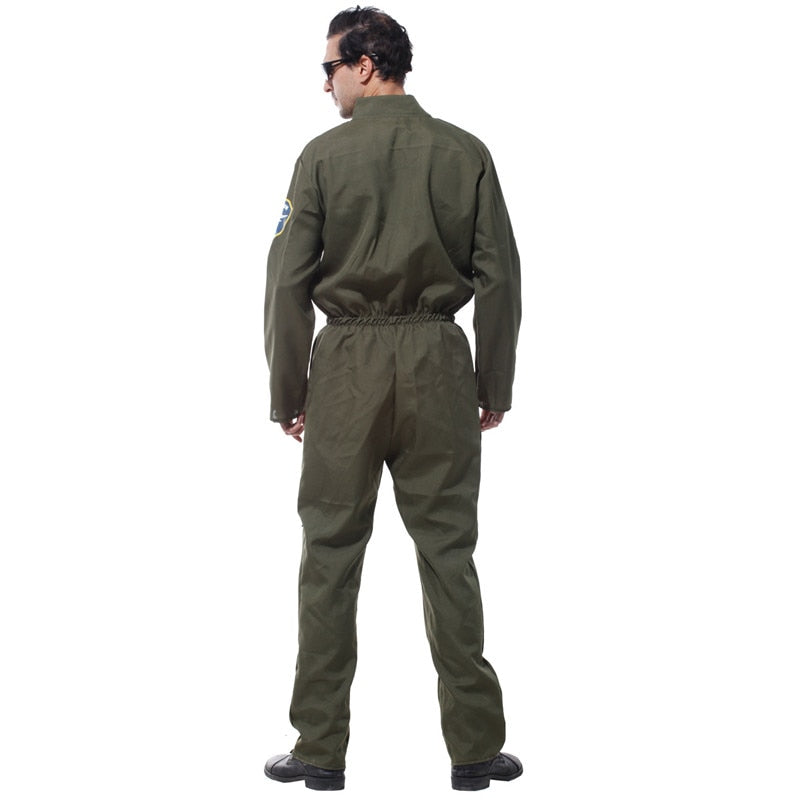 Air Force Pilot Jumpsuit