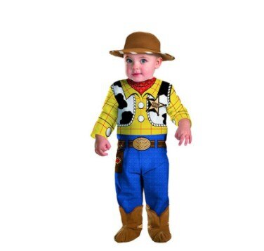 Toy Story 4  Woody children's Costume
