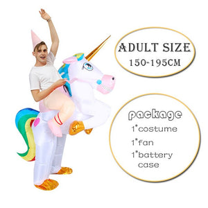 Flamingo Inflatable Costume - Halloween USA