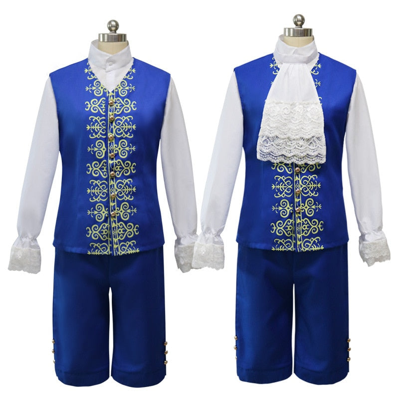 Movie Beauty and The Beast costume - Halloween USA
