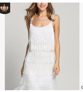 1920's Dress Great Gatsby Charleston Party costume