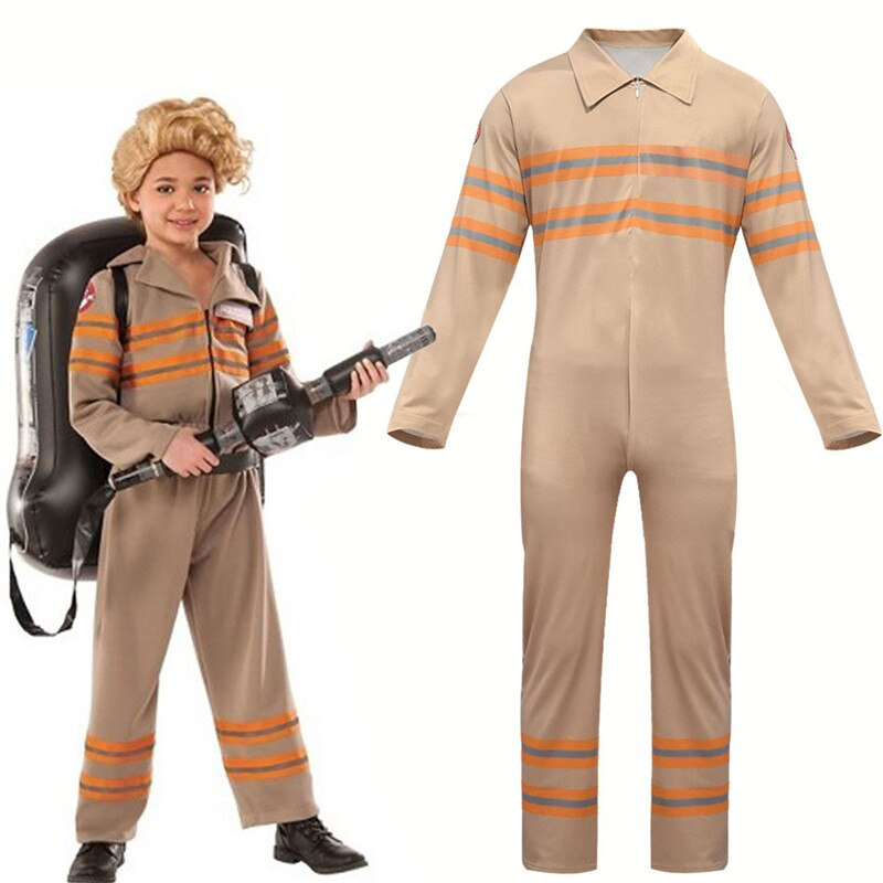 Kids Ghostbusters Jumpsuits costume - Halloween USA