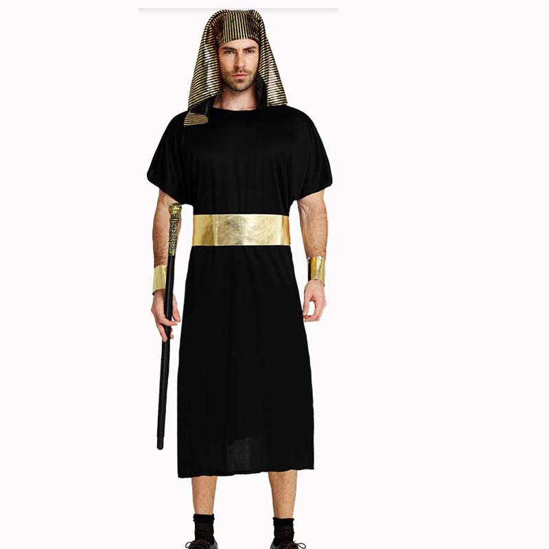Egypt Pharaoh Costume - Halloween USA