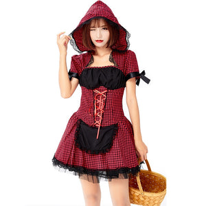 Cute Little Red Riding Hood Costume - Halloween USA