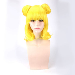 Yellow Wig - Halloween USA