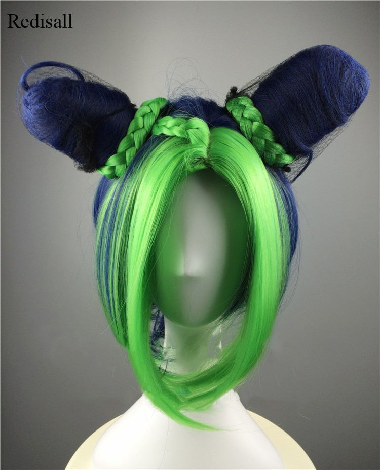 JoJo's Bizarre Adventure Wig - Halloween USA