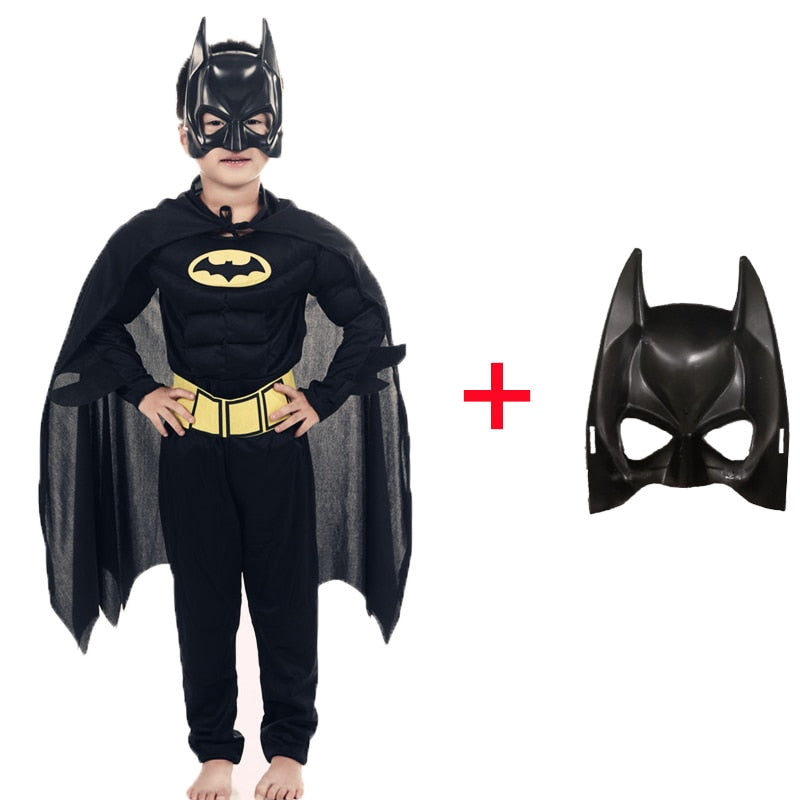 Batman Costumes, for Kids - Halloween USA