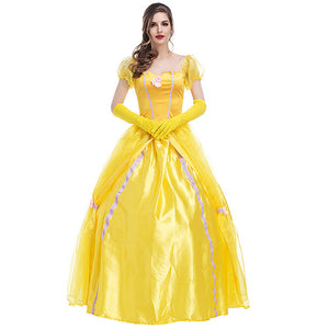 Beauty and the Beast costume - Halloween USA