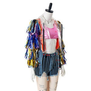 New Birds Of Prey Suicide Squad Harley Quinn Costume - Halloween USA