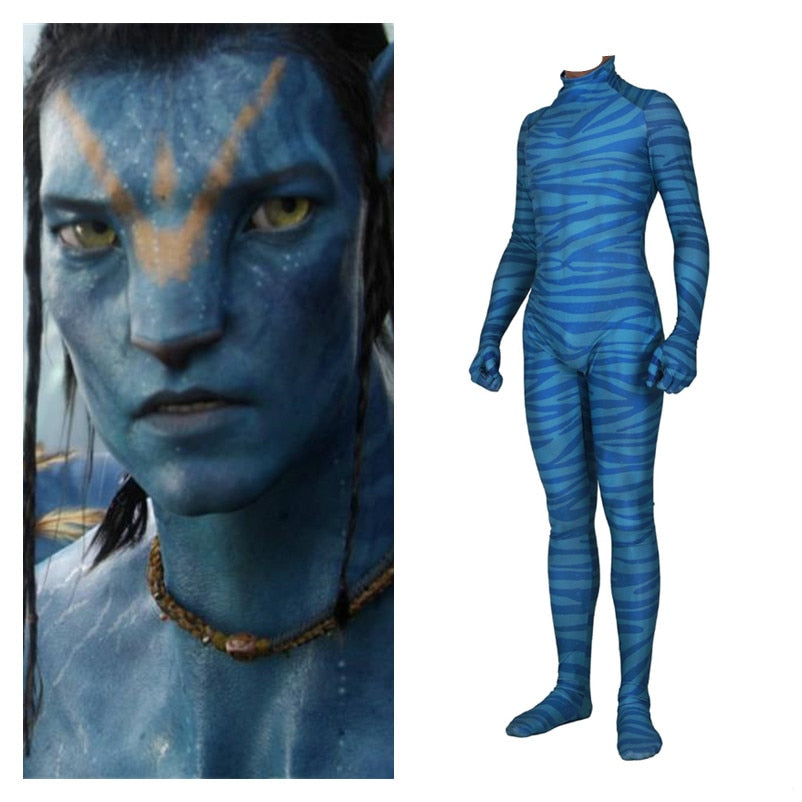 Avatar Neytiri Cosplay Costumes in kids and Adult sizes - Halloween USA