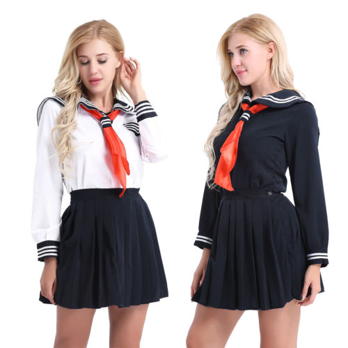 Japanese School Girl Costume