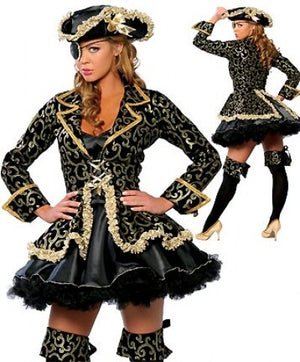 Sexy Pirate costume - Halloween USA