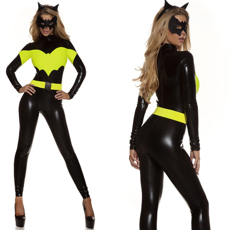 Bat Women Costume Girl - Halloween USA