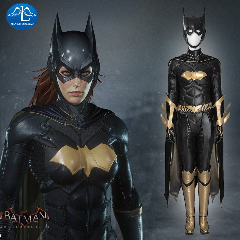 Women Batgirl Costume - Halloween USA