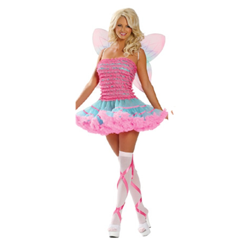Cute Halloween Insect Butterfly Costume High Quality Sexy Animal Costumes - Halloween USA