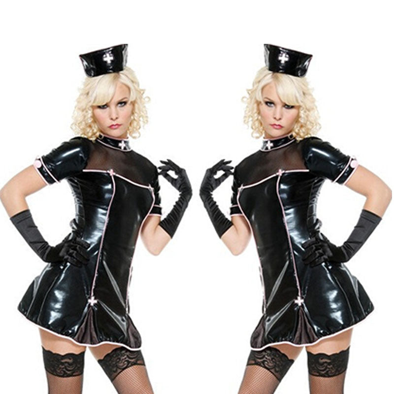 PVC Nurse costume - Halloween USA
