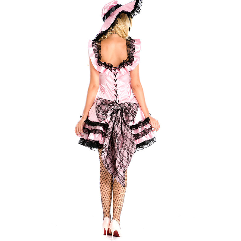 Glamorous Caribbean Pirate  Costume - Halloween USA