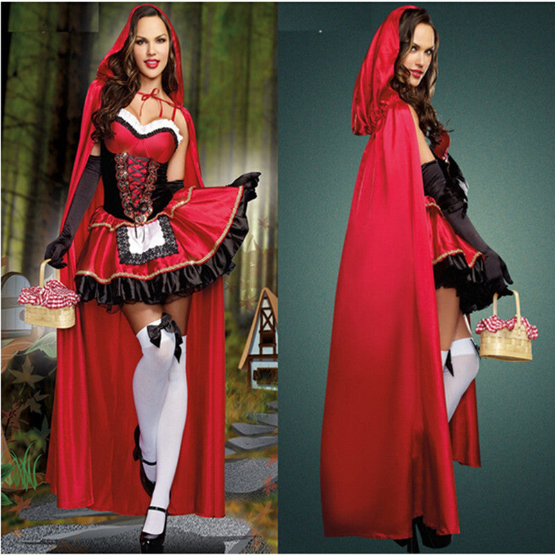 Little Red Riding Hood Costume - Halloween USA