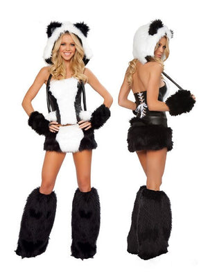 Panda  Costumes For Women - Halloween USA