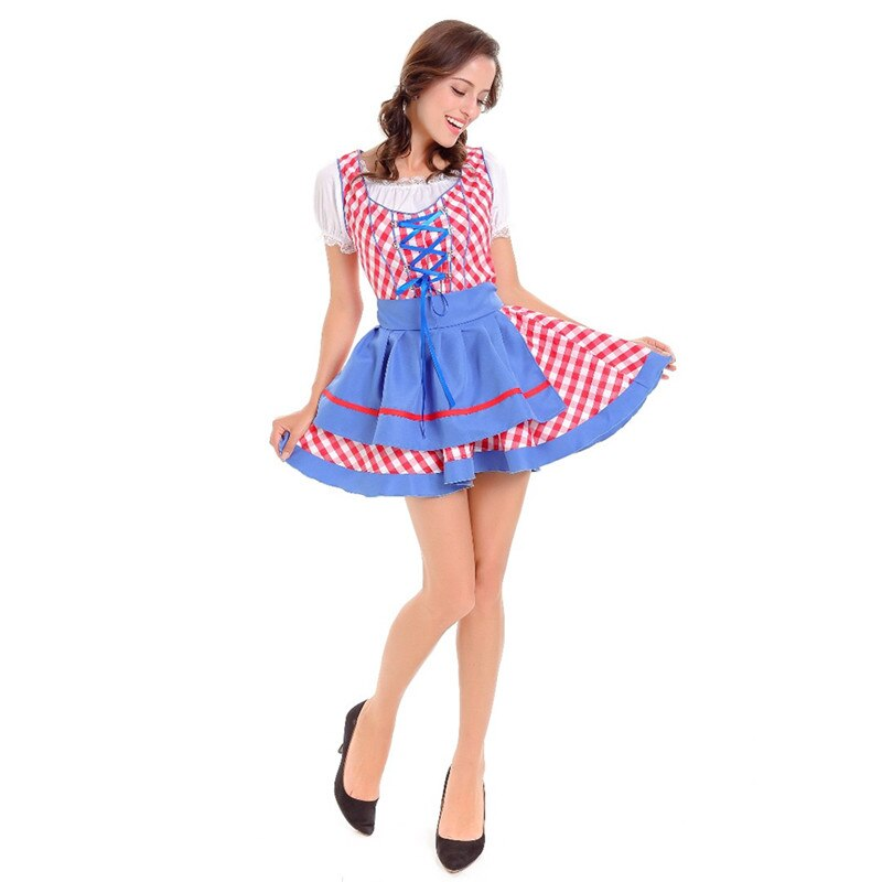 Milk Maid Costume - Halloween USA