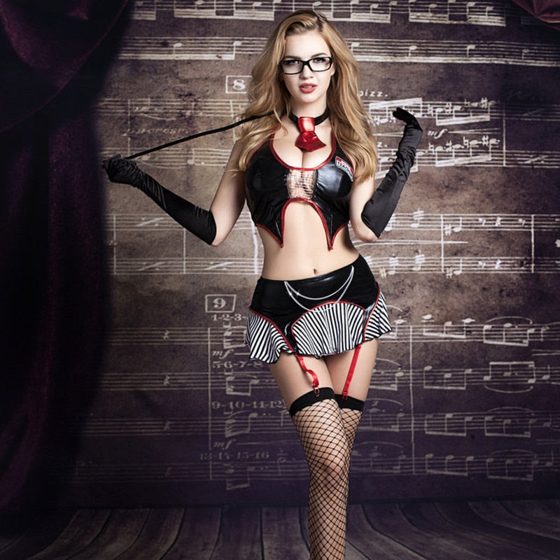 Sexy Teacher  Costumes Women - Halloween USA