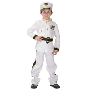 children's traffic policeman costume - Halloween USA