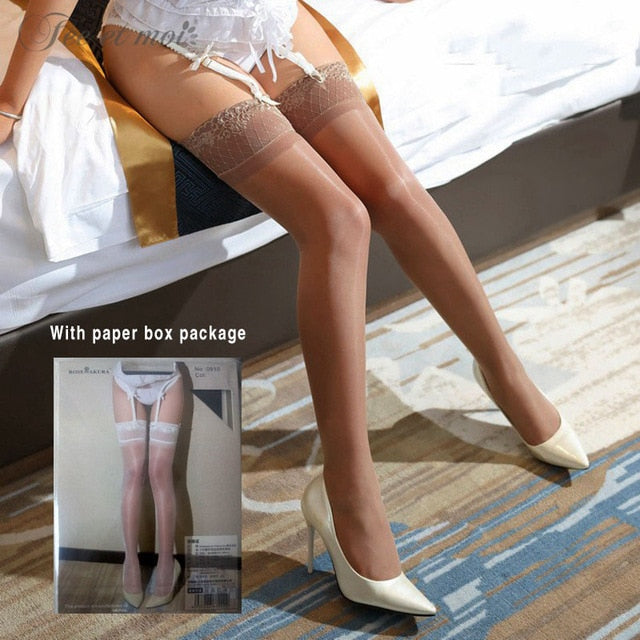 Sexy Lace Stockings - Halloween USA