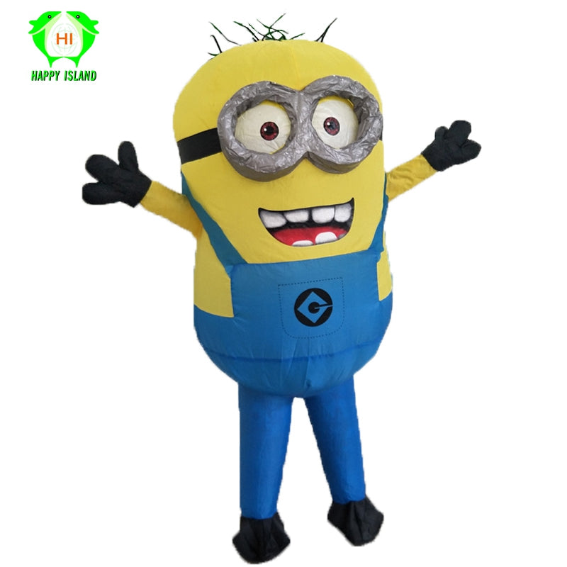 Adult  Minion Costumes - Halloween USA
