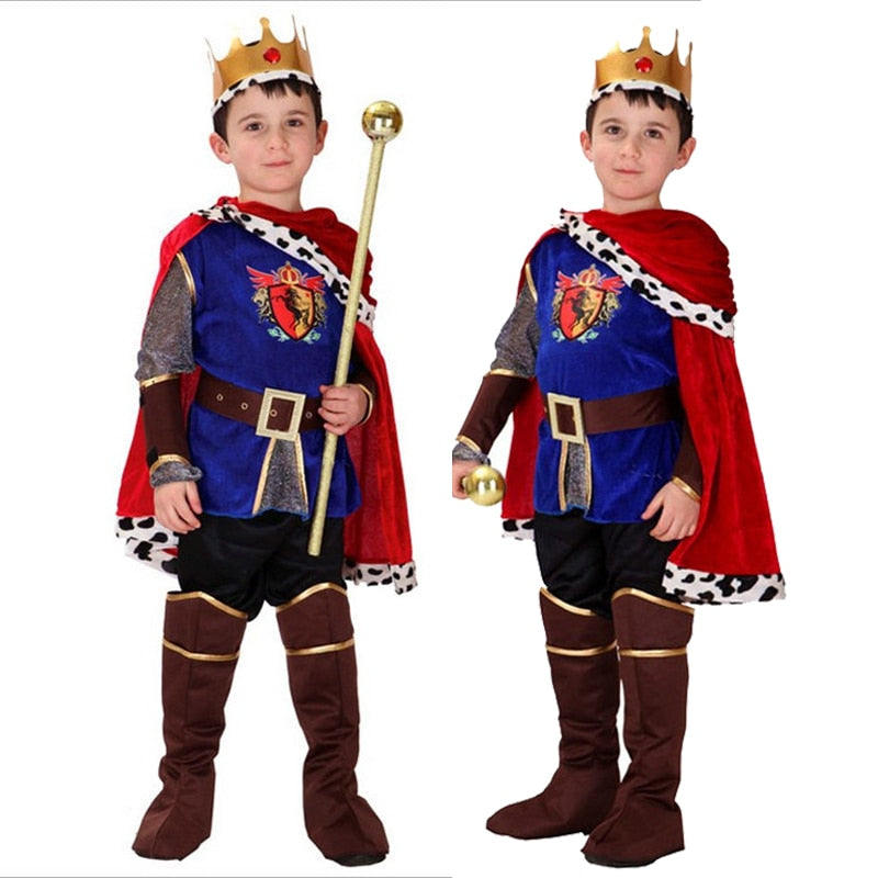 kids Prince Costume - Halloween USA