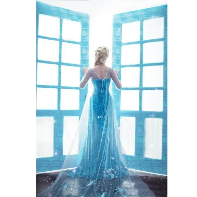 Frozen Elsa Costume - Halloween USA