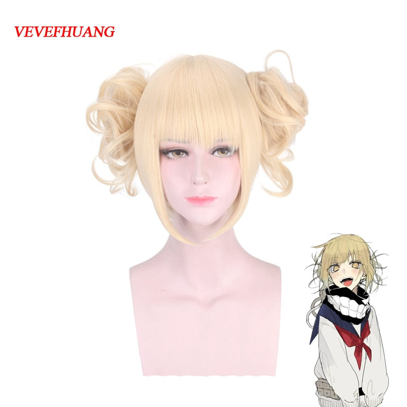 Himiko Toga Cosplay Wig - Halloween USA