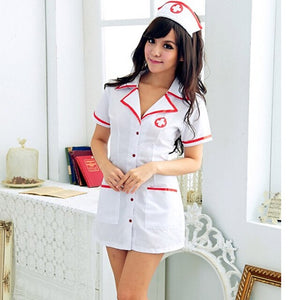 Hot Sexy Nurse Costume