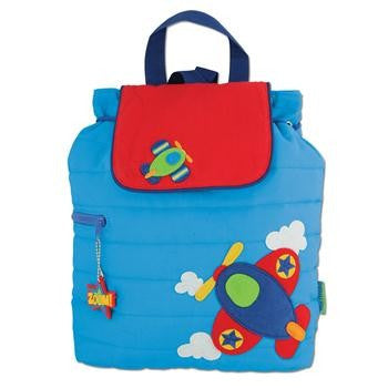 Stephen Joseph Children's Backpack - Aeroplane