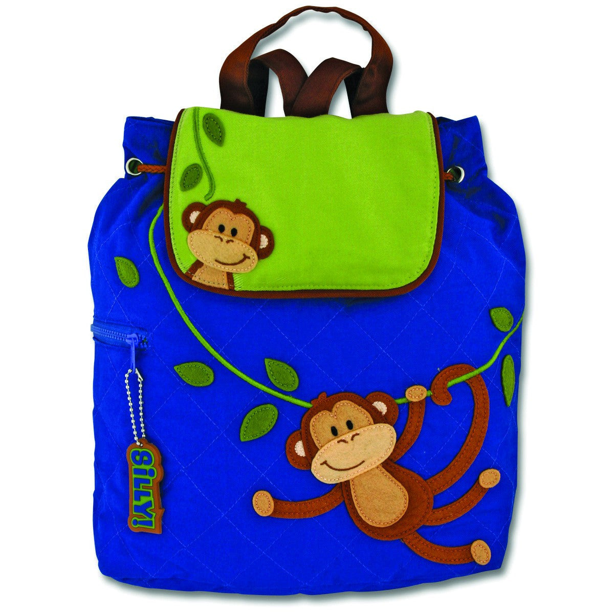 Stephen Joseph Children's Backpack - Monkey