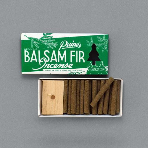 Balsam Fir Incense Sticks