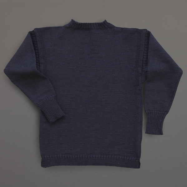Guernsey Sweater Navy