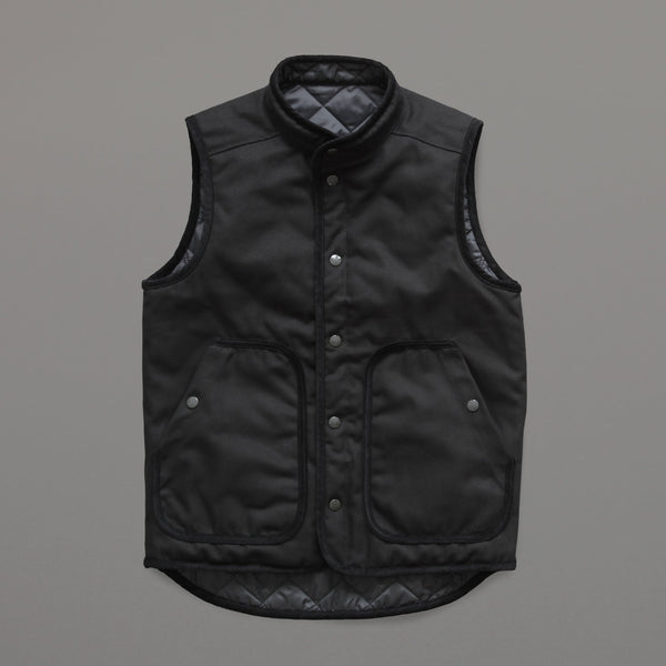 Workwear Gilet Black