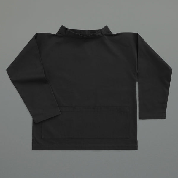 Fisherman's Smock Black