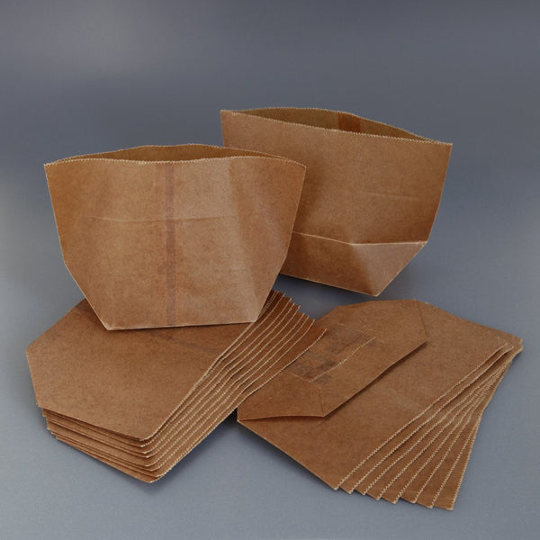 Waxed Paper Bags