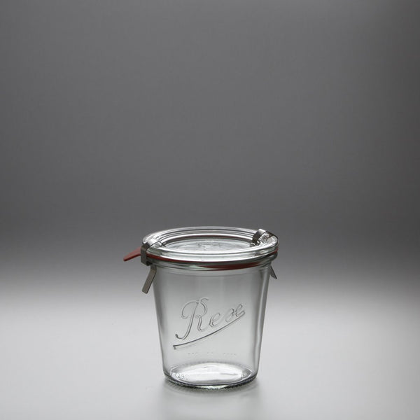 Tapered Preserving Jar