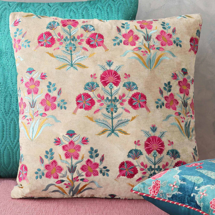 Gulzar Embroidered Cushion Cover