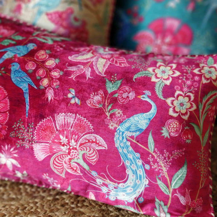 Kanha Cushion Cover - Ruby Slim