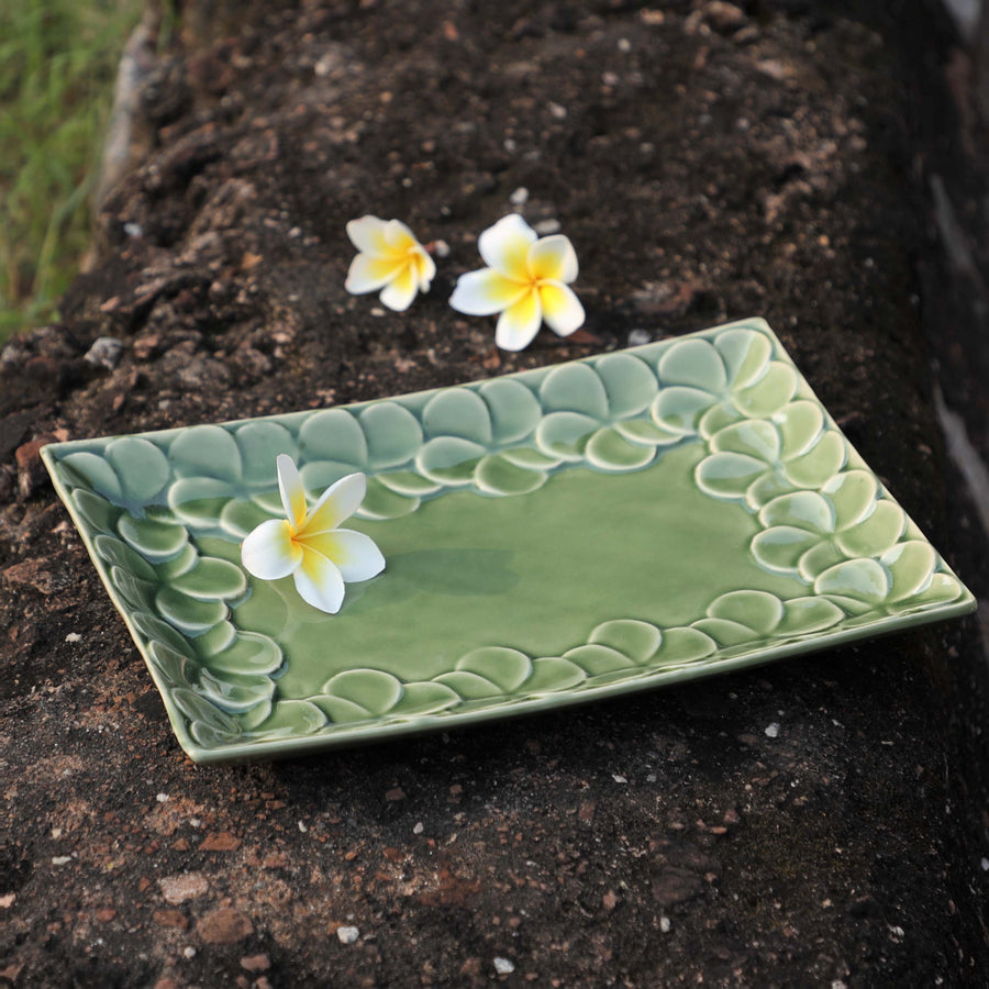 Champa Rectangle Platter