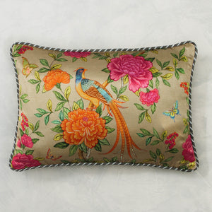 Serenade Cushion Cover - Beige Slim