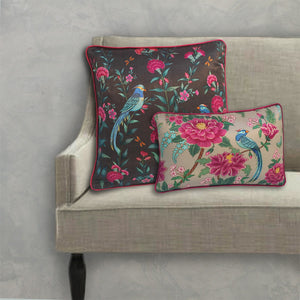 Opium Cushion Cover - Beige Slim